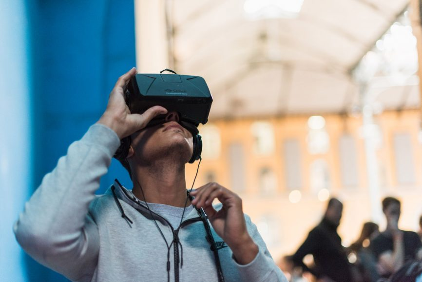 Programme VR - Mirage Festival