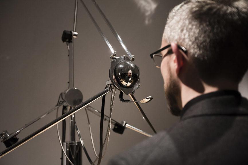 Simon Laroche et David Szanto - Orchestrer la perte - Parcours d'exposition