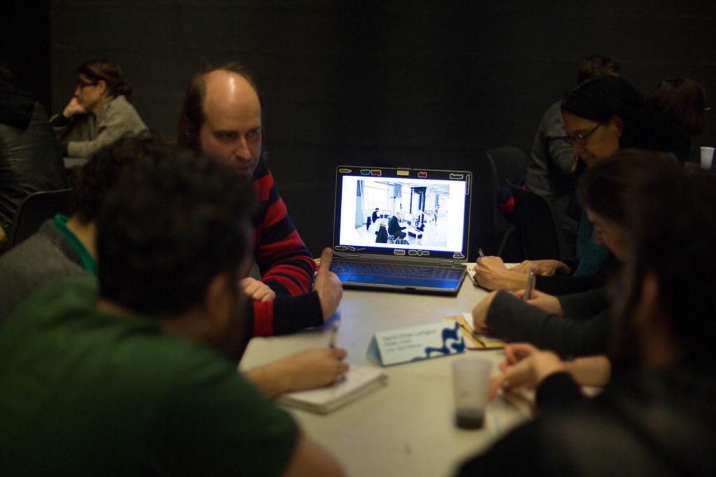 Atelier participatif et rencontres - Mirage Festival