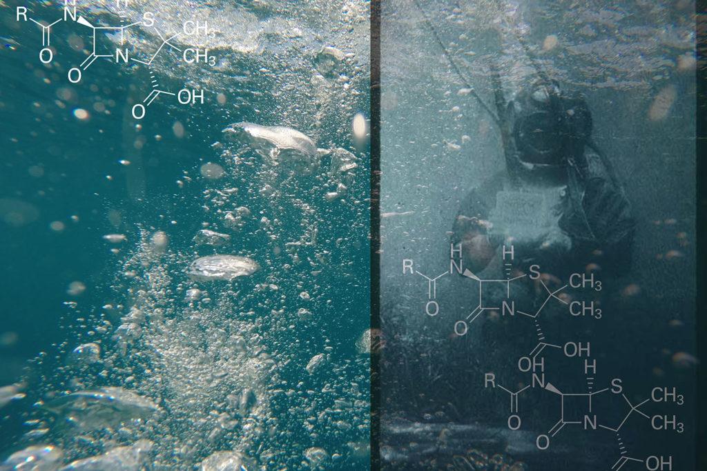 aqua_forensic - Robertina Sebjanic & Gjino Sutic - Installation - Mirage Festival