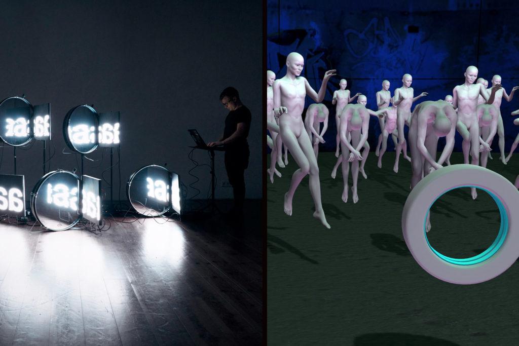 Membranes & META – Soirée de performances 2 – Mirage Festival