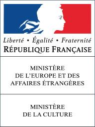 Ministère des Affaires Étrangères et Ministère de la Culture - Partenaire - Mirage Festival
