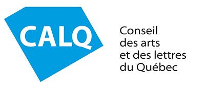 Conseil des arts et des lettres du Québec - Partenaire - Mirage Festival