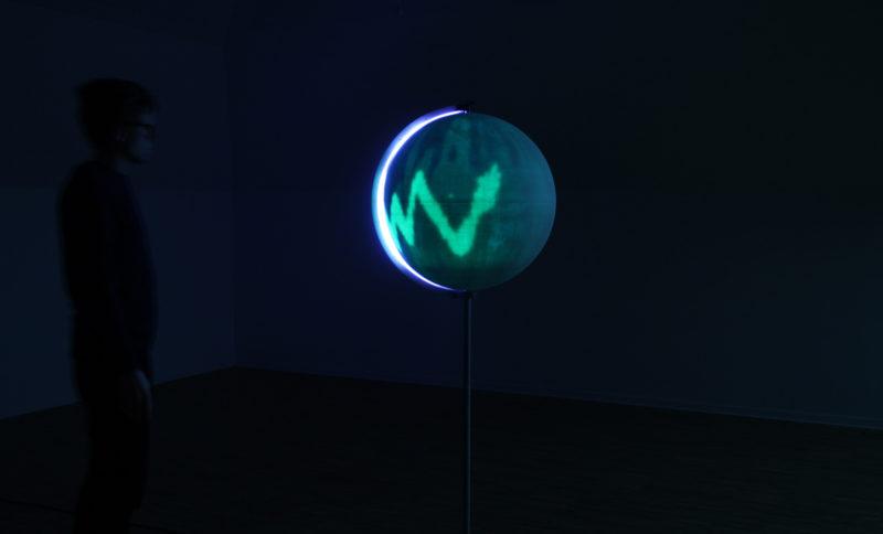 Sphäre - Gregor Göttfert & Florian Kofler - Installation - Mirage Festival