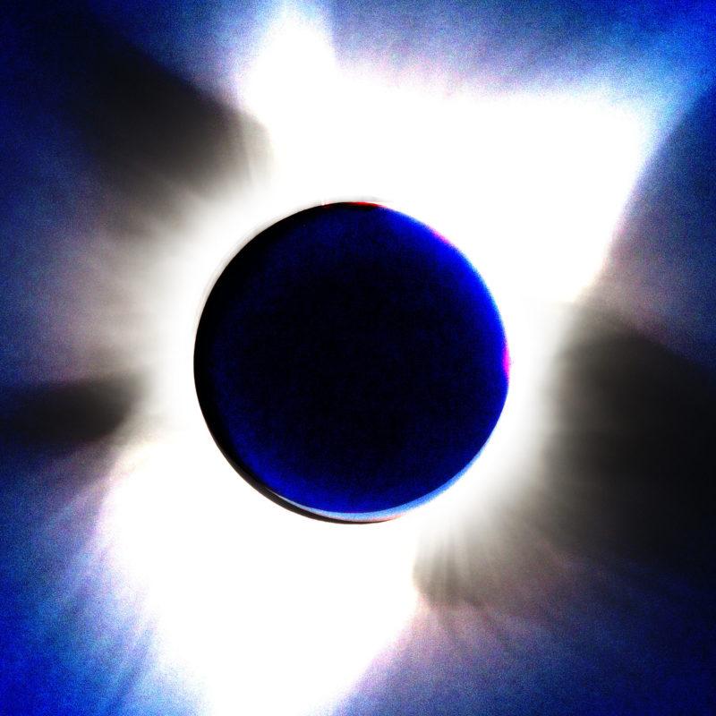 Éclipse - Installation - DSAA Design graphique - ESAA La Martinière Diderot - Mirage Festival