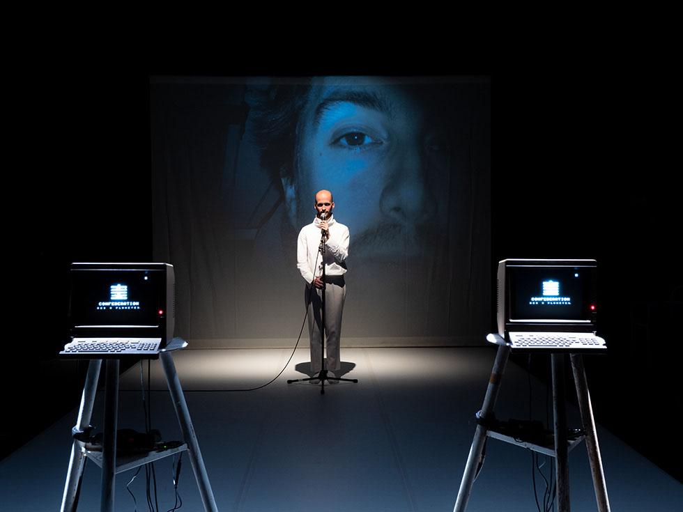 MiniMax - Gosh Cie - Théâtre Numérique - Mirage Festival